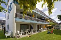 Gartenseite - Bild 1: Appartement 9 Haus Isabel an der Nordsee Büsum