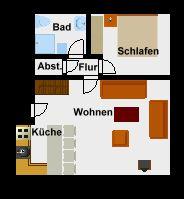 Bild 10: Sylt - Westerland Ferienwohnung mit Internet / Wlan im 1. OG. Whg.3