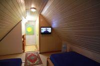 2. Schlafraum Whg. 4 1. OG. mit 2 Einzelbetten - Bild 7: Sylt - Westerland Ferienwohnung mit Internet / Wlan im 1. OG. Whg.4