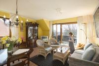 Haus Isabel Wohnzimmer App.7 - Bild 7: Appartement 7 Haus Isabel an der Nordsee Büsum