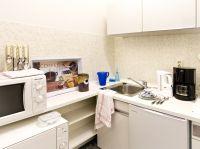 Küche - Bild 4: Appartement 5 Haus Isabel an der Nordsee Büsum