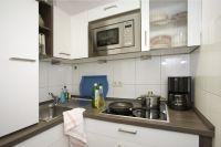 Küche - Bild 4: Appartement 2 Haus Isabel an der Nordsee Büsum