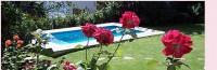 """Unser Pool 3*6m ist ideal zur abkühlung nach einer schönen Wanderung. - Bild 1: Haus Rosengarten APP. Typ """"B"""""""