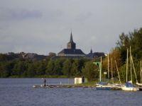 Der Weissenstädter See ermöglicht viele Sport- und Freizeitangebote - Bild 10: Ferienwohnung am Weissenstädter See im Fichtelgebirge
