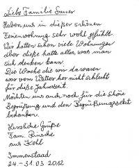 Familie Sauer - Bild 34: Ferienwohnung Fam. Sauer - mit herrlichem See- und Alpenblick -