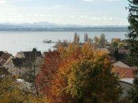 schöne Sicht im Herbst - Bild 19: Ferienwohnung Fam. Sauer - mit herrlichem See- und Alpenblick -