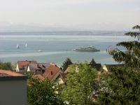 mit Schiff der Bodenseeflotte - Bild 22: Ferienwohnung Fam. Sauer - mit herrlichem See- und Alpenblick -