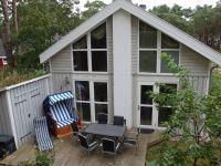 Bild 1: Ferienhaus Ostseeblick im Ostseebad Baabe auf der Insel Rügen