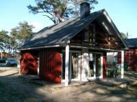 Bild 1: Haus Strandrubin - direkt hinter den Dünen an der Ostsee