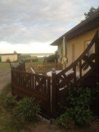 Ferienwohnung Typ 2 auf dem Wassergrundstück mit 2 Schlafzimmer und Terrasse (eingezäunt) - Bild 4: Ostseeurlaub mit Hund - Wassergrundstück Piratennest Darß