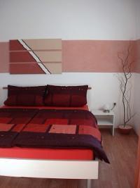 Apartment 1 Schlafzimmer mit Doppelbett, Bettwäsche steht Ihnen natürlich zur Verfügung - Bild 4: Kokomo - moderne, vollausgestattete Ferienwohnung Insel Vir