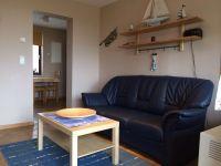 Wohnzimmer mit Boddenblick - Bild 19: Erholung am Wasser - Ostseehalbinsel Darss mit Hund - Angeln