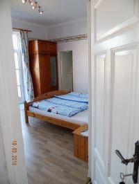 """...in unser """"Balkonzimmer"""" - Bild 1: Balkonzimmer *** / Pension Villa Erika * im Seebad Lubmin * Ostsee"""