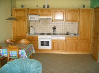 Typ 3 Wohnzimmer mit Küche - Bild 16: Darssurlaub - Wassergrundstück mit Hund - eingezäunter Terrasse, Angeln