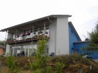 Balkon und Terrasse nach Süden - Bild 1: 3* FEWO im Neubau zw. Südschwarzwald, Hochrhein, Hegau, Bodensee u. Schweiz