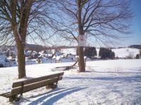 """Blick vom Deich / Winterimpression - Bild 7: FeWo """"Haus Deichblick"""" naturnah & zentral"""