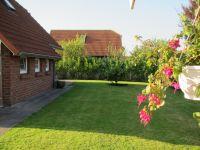 Bild 7: Ferienhaus Porten,eingezäunter Garten Urlaub mit Hund in Neßmersiel-Nordsee