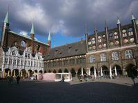 ein tolles Ausflugsziel - in nur 20 Minuten mit dem Auto erreichen Sie das Weltkulturerbe Lübeck - Bild 4: Fewo bis 4 Personen - mit kostenlosem Schwimmbad in Timmendorfer Strand