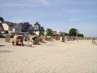 flach abfallend - einfach toll - Bild 10: Fewo bis 4 Personen - mit kostenlosem Schwimmbad in Timmendorfer Strand