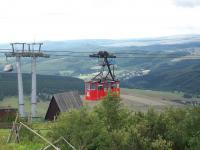 Schwebebahn auf dem Fichtelberg und Oberwiesenthal - Bild 13: Ferienwohnung Schuffenhauer in Schwarzenberg im Erzgebirge