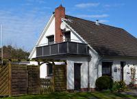 Bild 1: Ferienhaus Bi-uns-to-hus in St. Peter Ording im Ortsteil Böhl