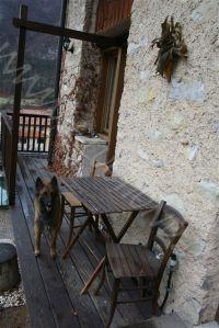 Bild 13: Ferienhaus Giulia mit eingezäunten Garten am Ledrosee