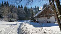 Bild 22: Waldhaus Sonnenberg, der Traum von absoluter Ruhe und Erholung.