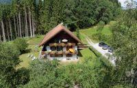 Bild 1: Waldhaus Sonnenberg, der Traum von absoluter Ruhe und Erholung.