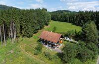Bild 4: Waldhaus Sonnenberg, der Traum von absoluter Ruhe und Erholung.