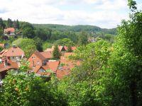 Bild 1: Harz – Erholung im Nationalparkort Ilsenburg – Ferienhaus im Garten
