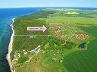 auf die schöne Lage. - Bild 1: Bakenberg - A49 FeWo Arkonaschwalbe, strandnah gelegen