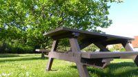 ist großzügig gestaltet und bietet neben Sport und Spiel auch Sitzmöglichkeiten. - Bild 7: Bakenberg - A49 FeWo Arkonaschwalbe, strandnah gelegen