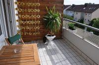 keine Einsicht, Tisch, Stühle,Hausrückseite - Bild 10: Ferienwohnung Radolfzell am Bodensee Haus Mozart