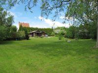 viel Platz und komplett hoch eingezäunt! - Bild 1: Holzblockhaus Naturidyll auf 1600 qm eingezäuntem Grundstück