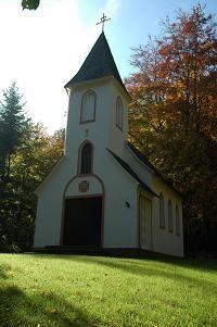 """Eine kleine Kapelle oberhalb von Bontkirchen - Bild 10: Ferienwohnung"""" Am Hemberg""""( Region Diemelsee)"""