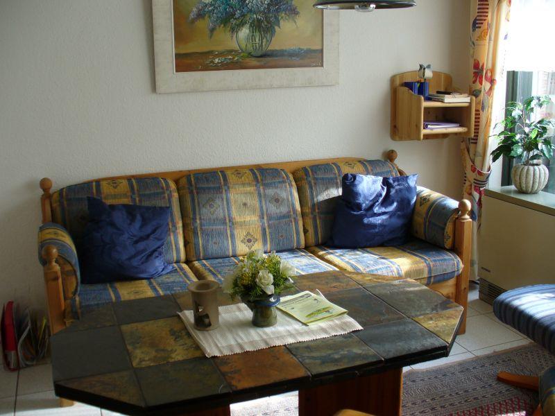 Bildergalerie ferienhaus 3788 hus wattwurm stilvolles for Sitzecke wohnzimmer
