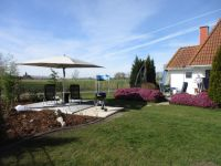 Bild 4: Ferienhaus Dodegge in Misselwarden bei Wremen mit WLAN, eigezäunt