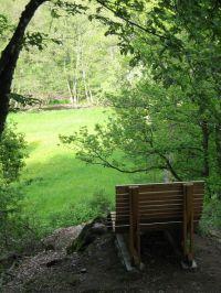 Ruhe und Erholung im schönen Alfbachtal am 2-Bäche-Pfad. - Bild 13: Eifel-Mosel ***Ferienwohnung Alte Schmiede II