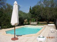 Bild 22: Provence Haus mit grossem Garten und Schwimmbad