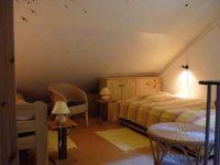 offene Galerie mit 2 Einzelbetten - Bild 10: Ferienwohnung Delattre in der Südeifel