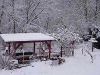 Winterblick in den Garten - Bild 19: Ferienwohnung Delattre in der Südeifel