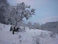 Ausblick in Winterlandschaft - Bild 22: Ferienwohnung Delattre in der Südeifel