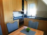 Küche mit Spülmaschine und Backofen. - Bild 7: Rügen 500 m zum Wasser, Balkon,Terrasse Garten mit Grillecke, 2 Fahrräder!