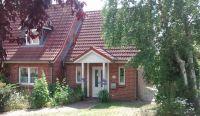 Bild 1: Ferienhaus BUTEN gemütliche Doppelhaushälfte mit Terrasse und Garten