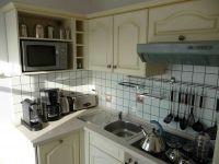 Küche mit allem was man braucht - Bild 4: Appartement Strandpromenade - direkt am Strand