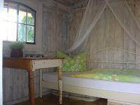 Unser Gartenhäuschen mit 1 Bett. - Bild 10: Bungalow C bei Blankenburg am Südhang mit Panoramablick