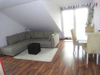 Wohn-Esszimmer - Bild 1: Ferienwohnung A im Ferienhaus Homburger