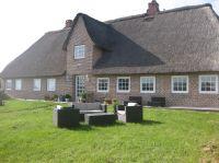 Bild 4: Ferienhaus mit Wohnung im Dachgeschoss - Reet-Dach-Haus f. 4 Personen