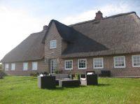 großer Gartenbereich - Bild 7: Kleine Ferienwohnung im Dachgeschoss, am Deich gelegen für 2 Personen