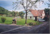 Bild 1: Haus Paulette am Ortsrand + eingez.Garten im Elsaß für Urlaub mit dem Hund